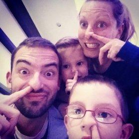 la famille crotte de nez ;-)