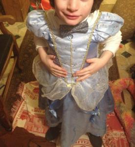 princesse Sacha
